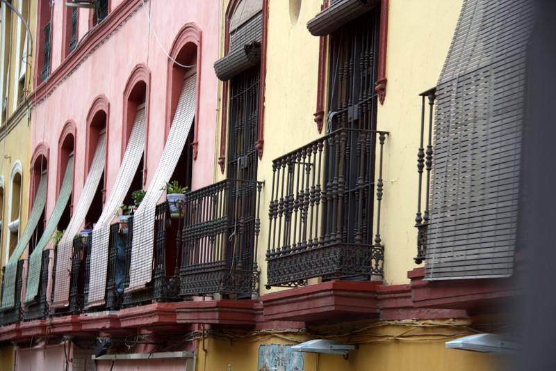 SEVILLA, miasto flamenco