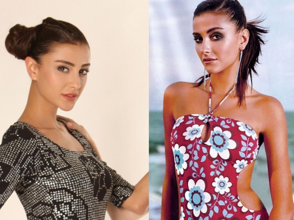 Ozge Ulusoy, Miss Turcji 2003, modelka i baletnica