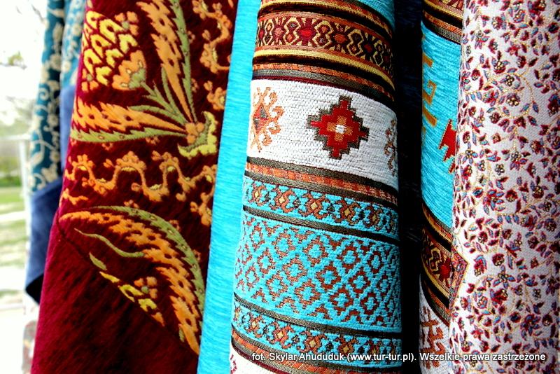 Kapadockie wzory i kolory