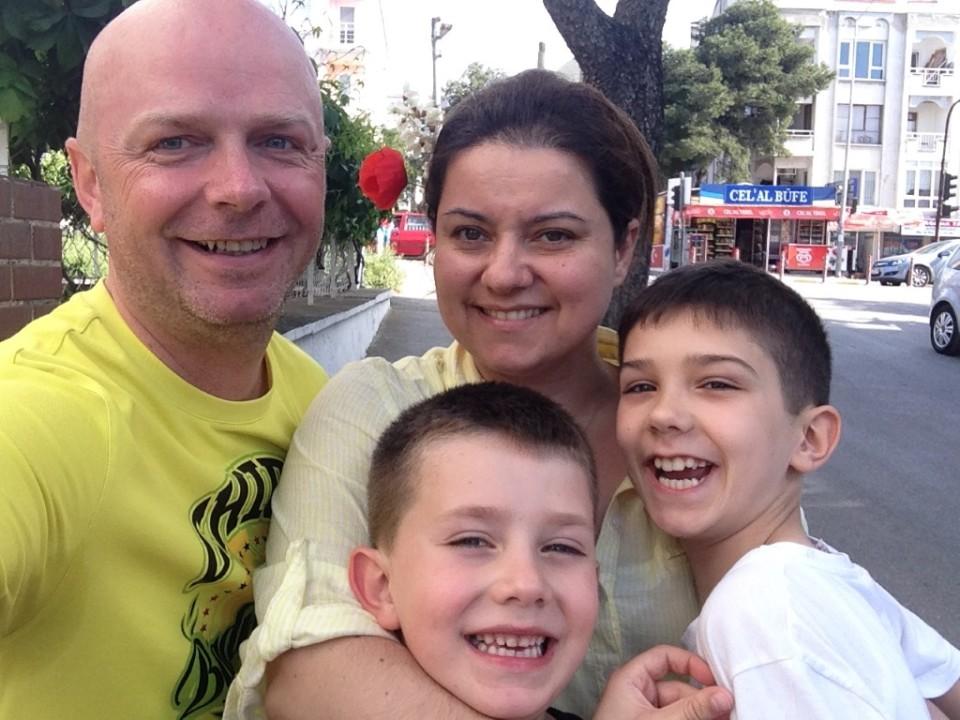 Rodzinka w pełnym składzie - Ayvalik