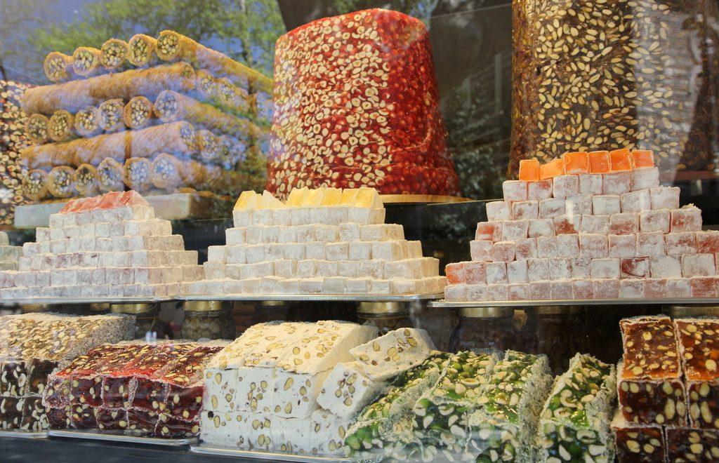 tureeckie slodycze, ramazan, turcja