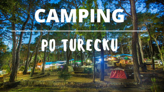 camping turcja