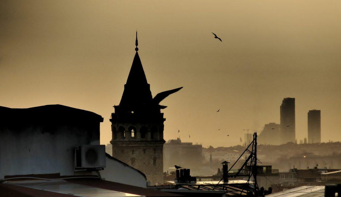 Stambuł: Miasto inspirujące. Rozmowa z Agatą Wielgołaską.