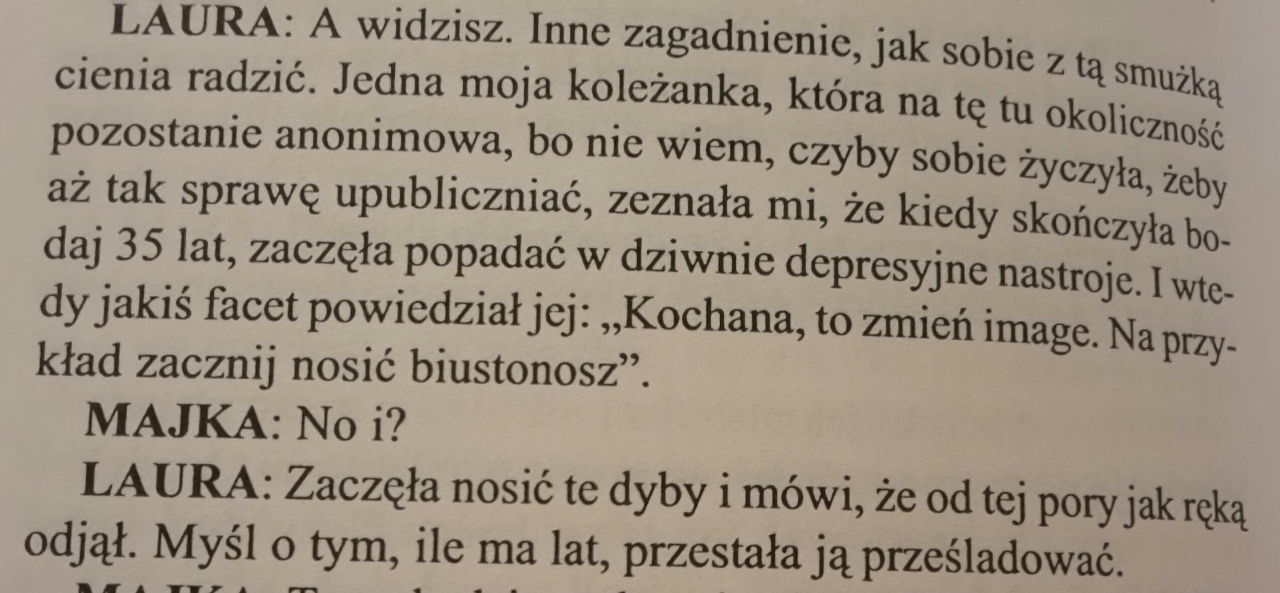 """Z prześmiesznej książki """"Jak nie zwariować do rana"""""""
