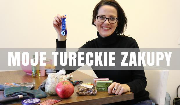Moje tureckie zakupy