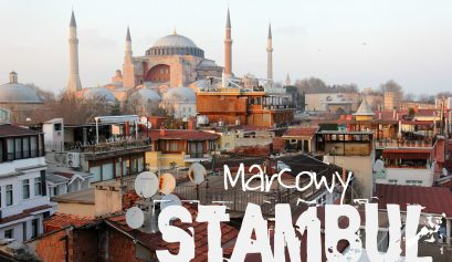 marcowy Stambuł, Turcja, wycieczka do Stambułu