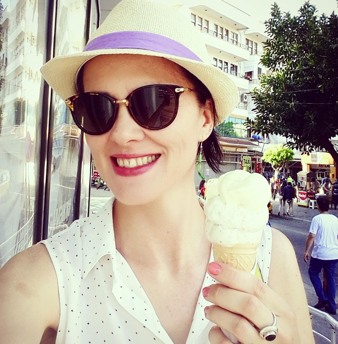 Agata Bromberek Turcja, pilot wycieczek, życie w Turcji, blog o Turcji, Alanya