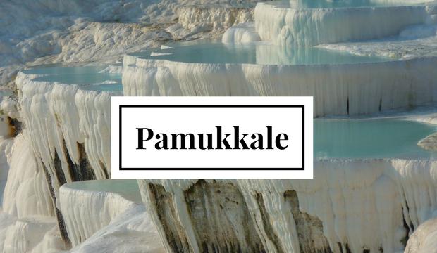 Wycieczka fakultatywna do Pamukkale