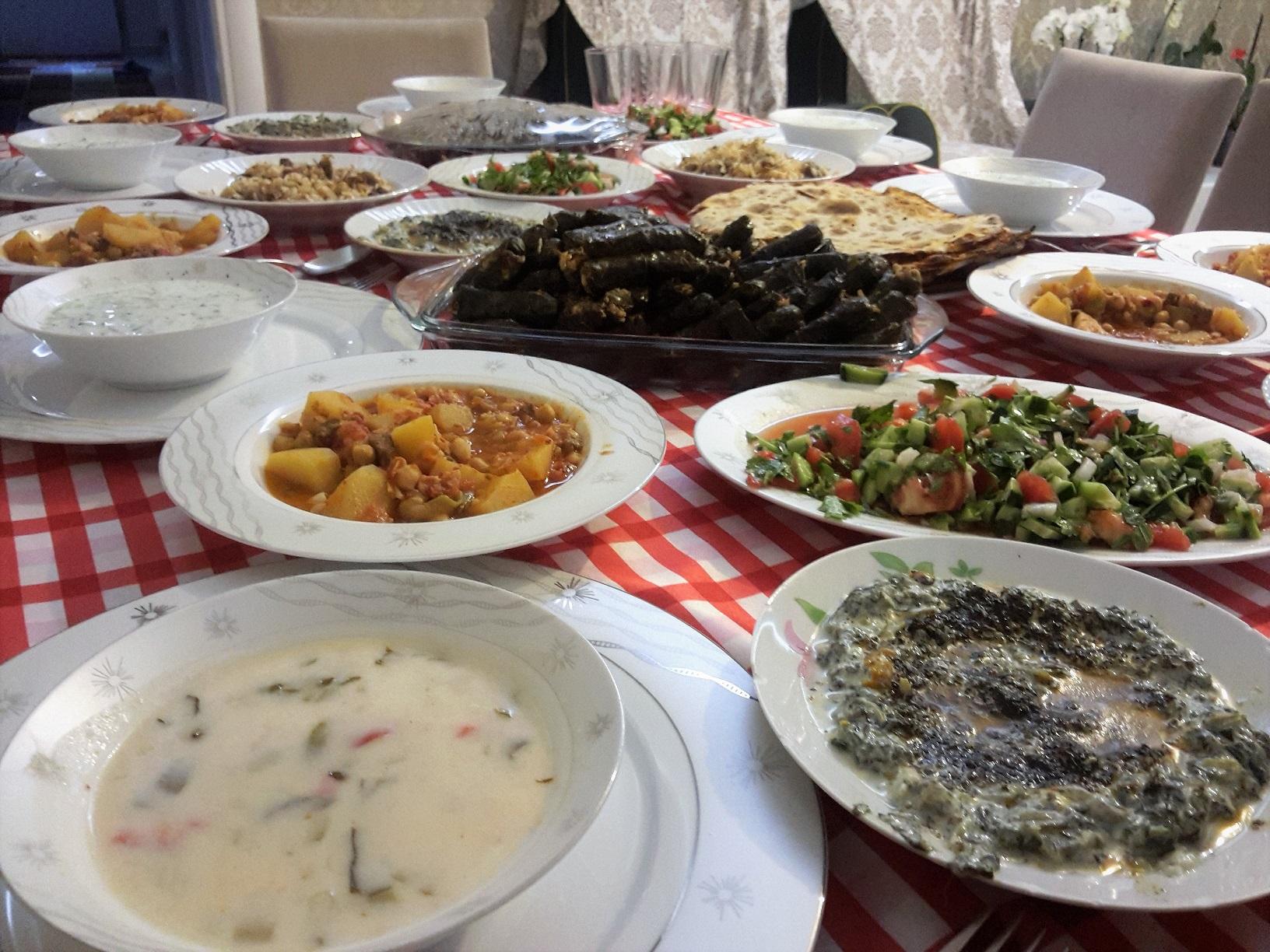 Przepis na muhallebi, turecki ramadan