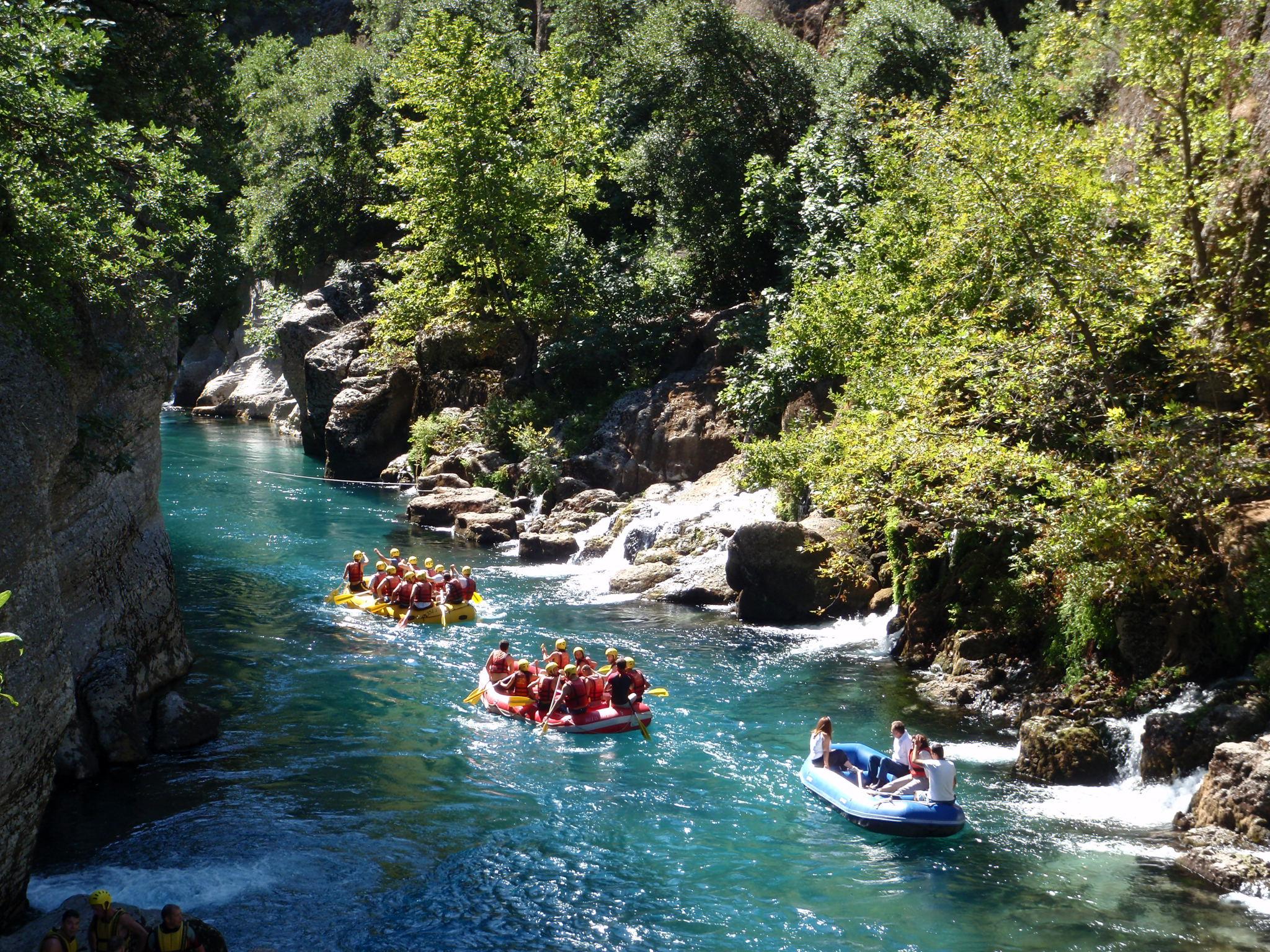 Czy Warto Jechac Na Rafting W Turcji Tur Tur Blog Polka W Turcji