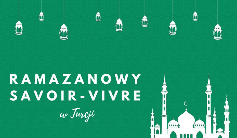 Ramadan w Turcji
