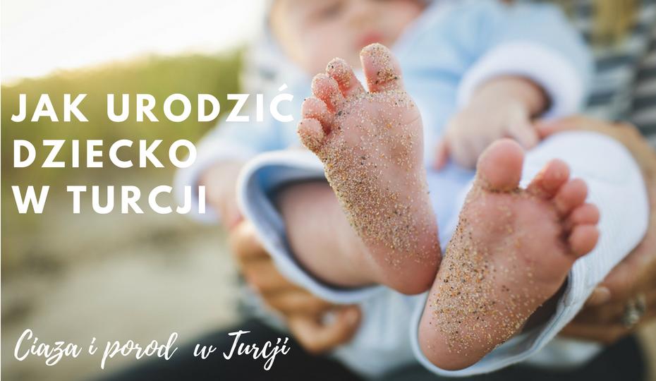 ciąża i poród w Turcji
